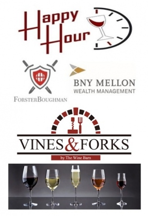 End of Summer Celebration!  We invite you to join us for Happy Hour at Vines+Forks; Meet our Attorneys and the BNY Mellon Wealth Management team