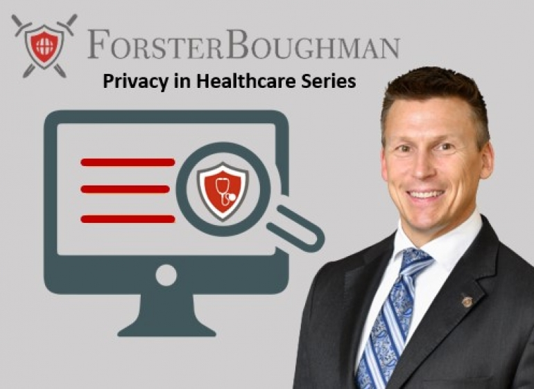 "Eric presents his seminar on ""Privacy in Healthcare:  Artificial Intelligence and the Potential Perils of Connected Medical Devices"" via Live National Webinar"