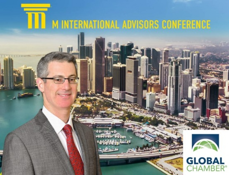 Gary heads to Miami where he was invited to attend the 2019 Miami M International Advisors Conference at the JW Marriott Marquis