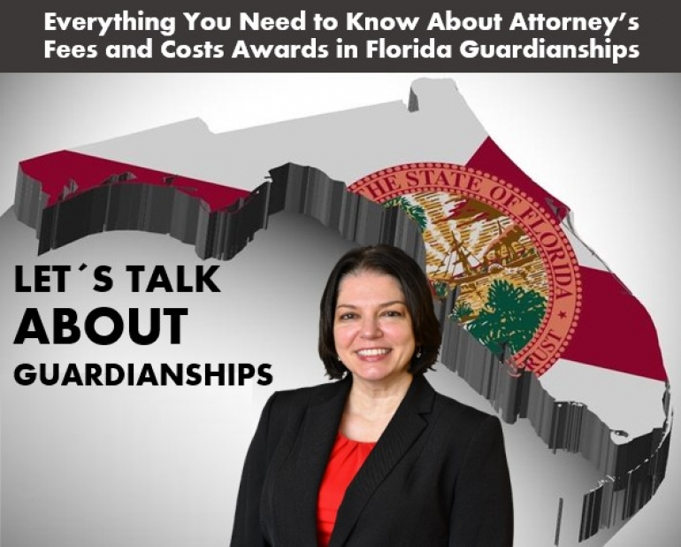 "Teresa delves into what practitioners need to know about payments or reimbursements in Guardianship proceedings, in her seminar ""Everything You Need to Know About Attorney's Fees and Costs Awards in Florida Guardianships"" via Live National Webinar"