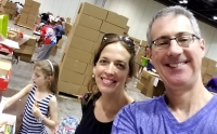 FBL Lends a Helping Hand at Puerto Rican Relief Effort at the OCCC