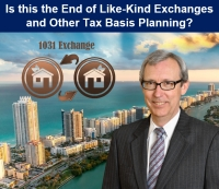 "Thom discusses President Biden's call to eliminate certain tax breaks. including like-kind exchange tax benefits, in his seminar, ""Is this the End of Like-Kind Exchanges and Other Tax Basis Planning?"" via Live National Webinar"