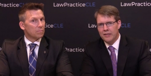 "Eric and Brian present their latest seminar in our Digital Compliance series, ""Cryptocurrency Law (Bitcoin and More)"" to a national audience in cooperation with LawPracticeCLE"