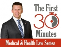 "Eric kicks-off his new Medical & Health Law series -- The First 30 Minutes.  This month's feature topic ""Five Often Overlooked Medical Contract Clauses"" will be presented via Live National Webinar"