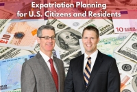 "Gary and Brian present on the U.S. tax impact of expatriation in their newest seminar ""Expatriation Planning for U.S. Citizens and Residents"" via Live National Webinar"