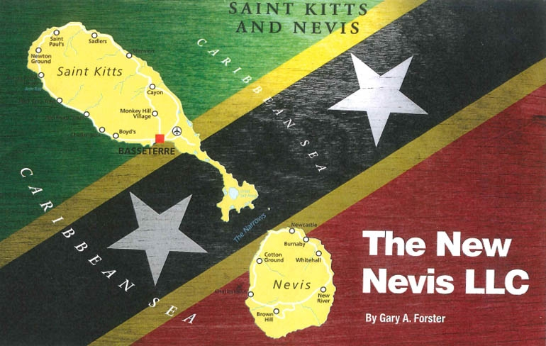The New Nevis LLC