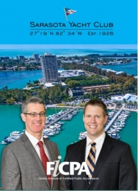 "Gary and Brian present their seminar ""U.S. Taxation of Trusts Domestic and International"" to the FICPA Gulf Coast Chapter at the Sarasota Yacht Club"