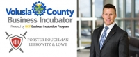"Eric presents on ""Establishing a Business in the U.S."" to foreign business owners, professionals, and investors at the Volusia County Business Incubator's Establish Your Business in the U.S. as a Platform for Global Reach Conference in Daytona Beach"
