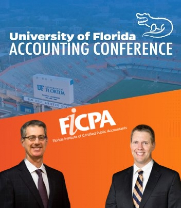 "Gary and Brian present their seminar ""U.S. Taxation of Trusts Domestic and International"" at the University of Florida Accounting & Tax Conference in cooperation with the FICPA"