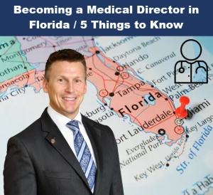 "Eric further expands our First 30 Minutes series on Medical and Health Law topics with a discussion on medical directorships in his seminar, ""Becoming a Medical Director in Florida:  5 Things to Know"" via Live National Webinar"