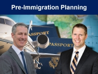 "Gary and Brian discuss how best to limit the tax impact (both present and at death) of immigration to the United States in their seminar, ""Pre-Immigration Planning"" via Live National Webinar"