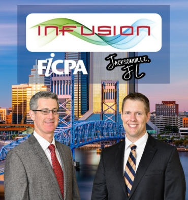 "Gary and Brian present their seminar ""U.S. Taxation of Trusts Domestic and International"" at the 2020 Infusion Conference in cooperation with the FICPA Jacksonville Chapter"